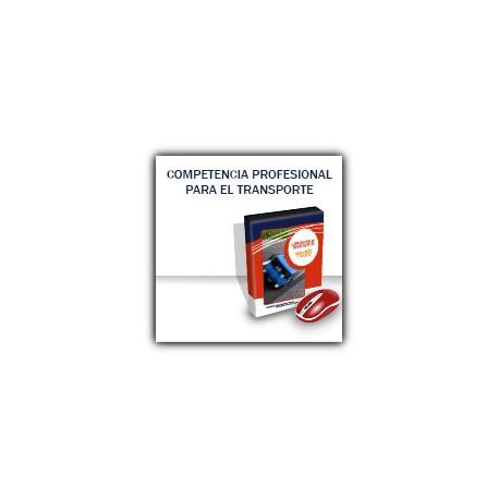 Curso online Competencia Profesional Transportistas Mercancías - Módulo 1