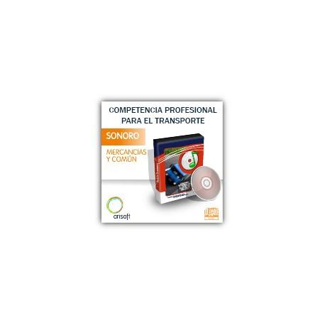 Manual sonoro - Competencia Profesional para el Transporte