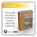 Libro Ortografía, Gramática y Aritmética
