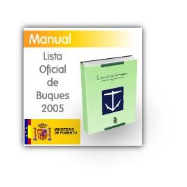 Lista oficial de buques 2005