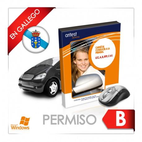 PERMISO B GALLEGO