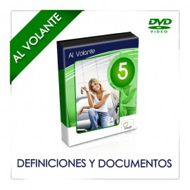 DVD Audiovisual Permiso B - 05. Definiciones y documentos