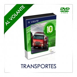 DVD Audiovisual Permiso B - 10. Transporte