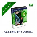 DVD Audiovisual Permiso B - 13. Accidentes y auxilio