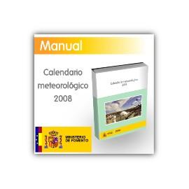 Calendario meteorológico 2008