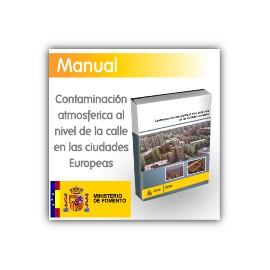 Contaminación atmosférica al nivel de calle en las ciudades europeas