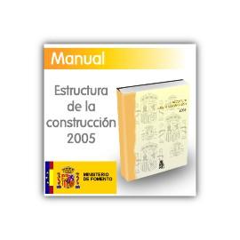 Estructura de la construcción 2005
