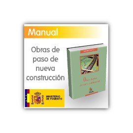 Obras de paso de nueva construcción. Conceptos generales.