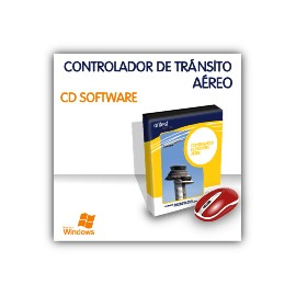 CD TEST MULTIMEDIA CONTROLADOR AÉREO (TEMARIO)