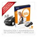 Test - Tramitación administrativa de conductores y vehículos