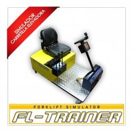 FL-TRAINER Simulador de carretilla elevadora