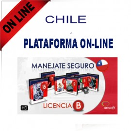 Videos online Licencia B Chile - Manejate seguro