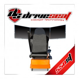 Simulador de autoescuela DRIVE SEAT 550 ST