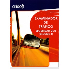 Test - Examinador de Tráfico- Bloque 4 Seguridad Vial